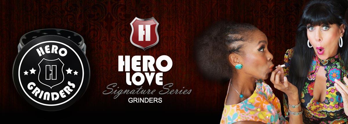 Hero Grinder